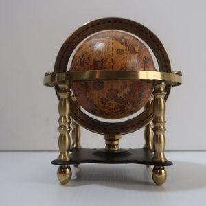 SATYAM Spinning World GLOBE Astromomy Celetial